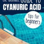Cyanuric Acid Pool