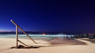 pool sand