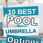 best pool umbrella