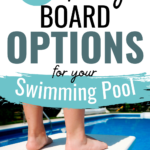 8 Best Diving Board Options for Your Pool | Add a Diving Board to Your Backyard Pool