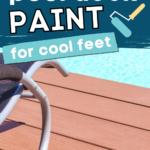 Cool Pool Deck Paint Ideas.