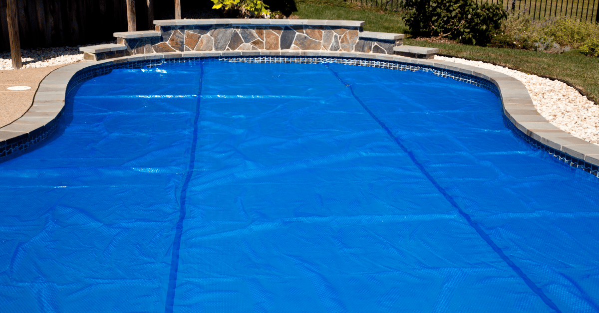 solar pool cover