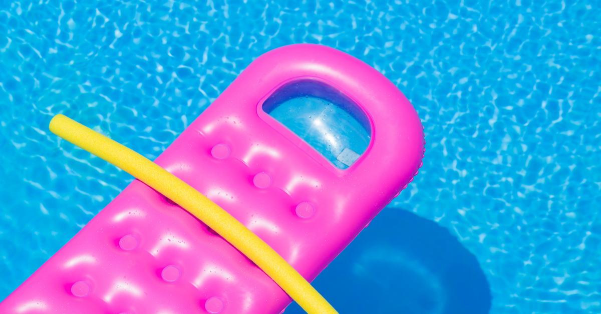 cool pool floats